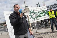 2017/09/12 Berlin | Bundespolizei | Protest für mehr Personal