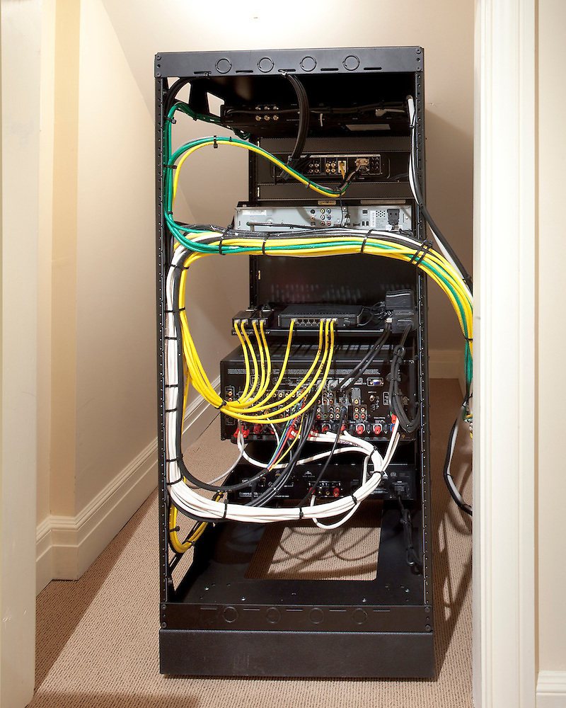 Home Theater Rack Wiring Edgonline