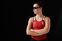 Stanford, CA -- January 16, 2019: Kelsey McGinley, Women's Rowing.