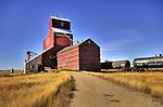 Dollard Saskatchewan grain elevator
