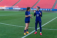 USWNT Training, March 10, 2020