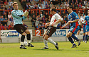 20040509    Copyright Pic: James Stewart.File Name : jspa14_clyde_v_ict..James Stewart Photo Agency 19 Carronlea Drive, Falkirk. FK2 8DN      Vat Reg No. 607 6932 25.Office     : +44 (0)1324 570906     .Mobile  : +44 (0)7721 416997.Fax         :  +44 (0)1324 570906.E-mail  :  jim@jspa.co.uk.If you require further information then contact Jim Stewart on any of the numbers above.........