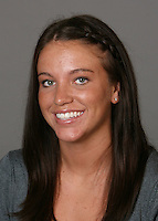 STANFORD, CA - SEPTEMBER 28:  Kerry Blake of the Stanford Cardinal women's basketball team poses for a headshot on September 28, 2009 in Stanford, California.