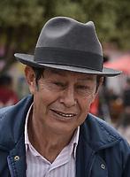 BOGOTA - COLOMBIA, 21-09-2018. Aspectos de la poblacion de Chia y sus habitantes. / Aspects of the Chia Village and its people. Photo: VizzorImage / Gabriel Aponte / Staff