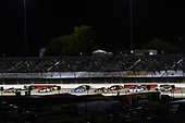 #42: Kyle Larson, Chip Ganassi Racing, Chevrolet Camaro DC Solar and #78: Martin Truex Jr., Furniture Row Racing, Toyota Camry Bass Pro Shops/5-hour ENERGY