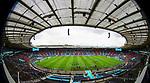 14.06.2021 Scotland v Czech Republic:  Scotland warm up with Czech Republic. Half an hour to KO