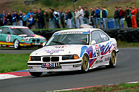 1992 British Touring Car Championship #50 Colin McRea (GBR). M Team Mobil. BMW 318is Coupe.