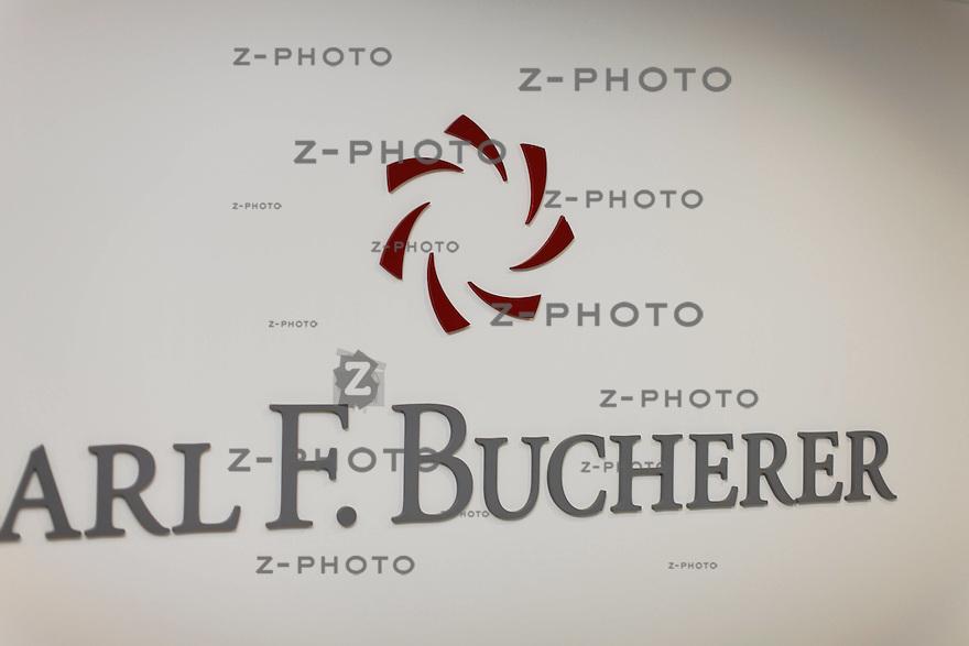 Interview mit Thomas Morf, CEO von Carl F. Bucherer im Hauptsitz in Luzern am 17. Februar 2010..Copyright © Zvonimir Pisonic