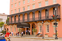Mills House Hotel Charleston South Carolina