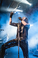 Moonspell at Barge to Hell 2012