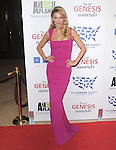 Brandi Glanville attends the Humane Society of The United States 26th Annual Genesis Awards held at The Beverly Hilton in Beverly Hills, California on March 24,2012                                                                               © 2012 DVS / Hollywood Press Agency