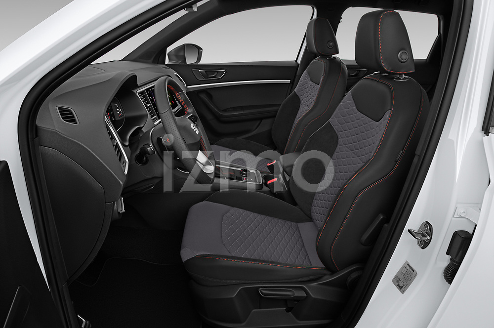 Front seat view of 2020 Seat Ateca FR 5 Door SUV Front Seat  car photos
