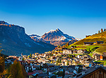 Italien, Suedtirol (Trentino - Alto Adige), Dolomiten, St. Kassian im Abteital | Italy, South Tyrol (Trentino - Alto Adige), Dolomites, San Cassiano