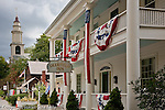 The Deerfield Inn in the Historic Deerfield Museum, Deerfield, Pioneer Valley, MA, USA