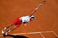 Novak Djokovic Serbia <br /> Roma 19-05-2018 Foro Italico, Tennis Internazionali di Tennis d'Italia Semi Finals <br /> Foto Andrea Staccioli / Insidefoto