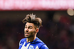 Ruben Duarte of Deportivo Alaves during the La Liga 2017-18 match between Atletico de Madrid and Deportivo Alaves at Wanda Metropolitano Stadium on 16 December 2017 in Madrid, Spain. Photo by Diego Souto / Power Sport Images