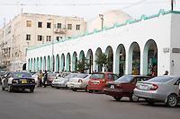Tripoli, Libya - Food, Fish and Vegetable Market, Rashid Street.