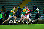 during the Munster Minor Semi-Final between Kerry and Cork in Austin Stack Park on Tuesday evening.