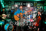 Emma Langford on stage at Mike the Pies in Listowel, accompanied by Ben Wanders (Drums) and Alex Browne ((Cello) on Saturday night.
