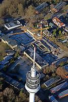Schule Richard Linde Weg Baustelle: EUROPA, DEUTSCHLAND, HAMBURG, (EUROPE, GERMANY), 07.01.2018: Schule Richard Linde Weg Baustelle