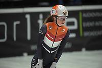 SPEEDSKATING: DORDRECHT: 05-03-2021, ISU World Short Track Speedskating Championships, training, Yara van Kerkhof (NED), ©photo Martin de Jong