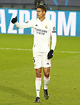 Real Madrid's Raphael Varane during UEFA Champions League Round of 16 2nd leg match. March 16,2021.(ALTERPHOTOS/Acero)