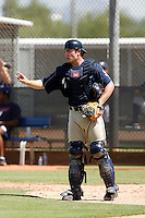 Griffin Benedict - San Diego Padres 2009 Instructional League.Photo by:  Bill Mitchell/Four Seam Images..