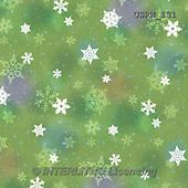 Randy, GIFT WRAPS, GESCHENKPAPIER, PAPEL DE REGALO, paintings+++++P-Snowflakes-green-medium,USRW131,#GP# Christmas napkins