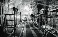 Rebuilding of Studio 544652.JPG<br /> Celebrity Archaeology<br /> 1981 FILE PHOTO<br /> New York City<br /> Rebuilding of Studio 54<br /> Photo by Adam Scull-PHOTOlink.net (Newscom TagID: phlphotos380262.jpg) [Photo via Newscom]