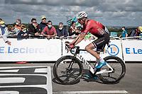 Warren Barguil (FRA/Arkéa Samsic)<br /> <br /> Stage 2 from Perros-Guirec to Mûr-de-Bretagne, Guerlédan (184km)<br /> 108th Tour de France 2021 (2.UWT)<br /> <br /> ©kramon
