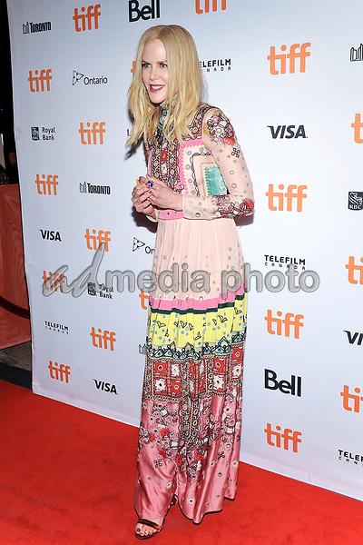 "09 September 2017 - Toronto, Ontario Canada - Nicole Kidman. 2017 Toronto International Film Festival - ""The Killing Of A Sacred Deer"" Premiere held at The Elgin. Photo Credit: Brent Perniac/AdMedia"