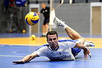 GRONINGEN - Volleybal, Eerste training Amysoft Lycurgus , seizoen 2021-2022, 17-08-2021,  Jesper Schut