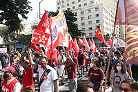 Campinas (SP), 29/05/2021 - Protesto-SP - Ato contra o governo do presidente Jair Bolsonaro na região central de Campinas, interior de São Paulo, neste sábado (29)