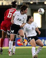 Maren Meinert v Sharolta Nonen. 2003 WWC Germany/Canada