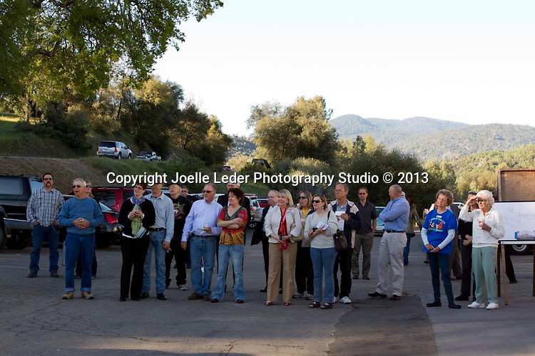 """""""2013 Honorary Mayoral Kick Off"""" Oakhurst Area Chamber of Commerce, Oakhurst CA 