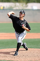 Ben Fritz, Chicago White Sox minor league spring training..Photo by:  Bill Mitchell/Four Seam Images.