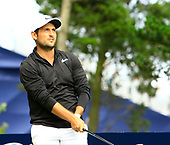 Alexander Levy (FRA) during the final round of the 2017 Aberdeen Asset Management Scottish Open played at Dundonald Links from 13th to 16th July 2017: Picture Stuart Adams, www.golftourimages.com: 16/07/2017