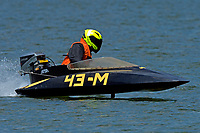 43-M         (Outboard Runabouts)            (Sunday)