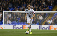 Kevin Wimmer of Tottenham Hotspur in action during the UEFA Europa League match between Tottenham Hotspur and Qarabag FK at White Hart Lane, London, England on 17 September 2015. Photo by Andy Rowland.