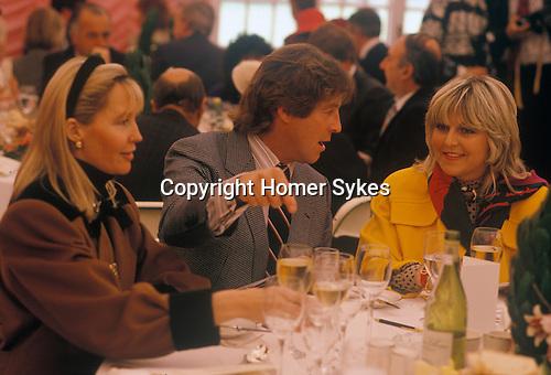 Bungalow Bill Wiggin   Cartier Million Dollar horse race Dublin Ireland.1989