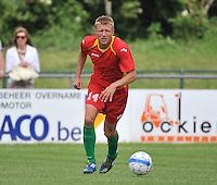 Sporting Menen - KV Oostende : Tom Van Imschoot<br /> foto VDB / Bart Vandenbroucke