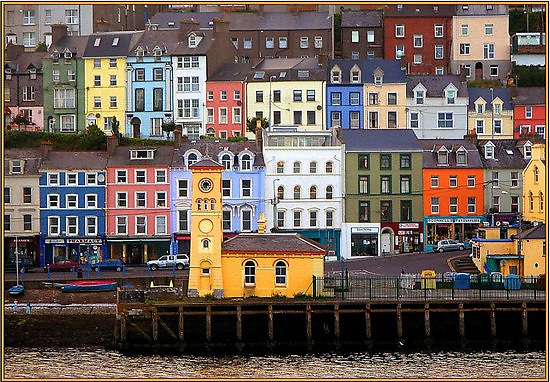 History lives – Cobh's characterful waterfront