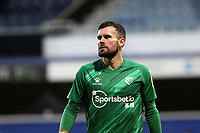 Ben Foster of Watford during Queens Park Rangers vs Watford, Sky Bet EFL Championship Football at The Kiyan Prince Foundation Stadium on 21st November 2020