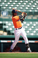 Baltimore Orioles Alfredo Gonzalez (70) during an Instructional League game against the Boston Red Sox on September 22, 2016 at the Ed Smith Stadium in Sarasota, Florida.  (Mike Janes/Four Seam Images)