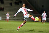 Eduardo (Ajaccio)  .Football Calcio 2012/2013.Ligue 1 Francia.Foto Panoramic / Insidefoto .ITALY ONLY