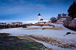 Annisquam Light in Gloucester, Cape Ann, MA, USA