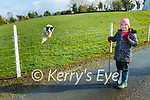 Moira O'Donoghue Loughquittane with their sheep dog