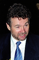 D&K :Montreal, 2000-10-11<br /> File photo of Teleglobe CEO Charles Sirois.<br /> A special meeting will be held in Montreal (Quebec, CANADA) on Tuesday Oct 31, 2000 to seek the formal approvement of the acquisition by BCE of all oustanding shares of Teleglobe not already owned by BCE. CEO Charles Sirois who will be replaced as a result of the buy out is believed to be getting a Billion $ for his shares of Teleglobe.<br /> <br /> Photo : Pierre Roussel / Newsmakers