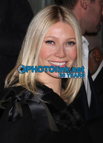 Gwyneth Paltrow 2009<br /> Photo By John Barrett/PHOTOlink.net