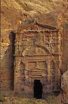 . Sextius Florentinus Tomb. .Middle East. Jordan. Petra
